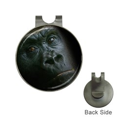 Gorilla Monkey Zoo Animal Hat Clips With Golf Markers