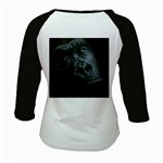 Gorilla Monkey Zoo Animal Kids Baseball Jerseys Back