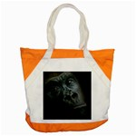 Gorilla Monkey Zoo Animal Accent Tote Bag Front