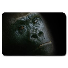 Gorilla Monkey Zoo Animal Large Doormat
