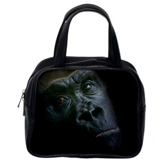 Gorilla Monkey Zoo Animal Classic Handbag (one Side) by Nexatart