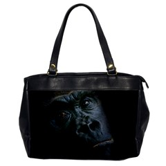Gorilla Monkey Zoo Animal Oversize Office Handbag by Nexatart