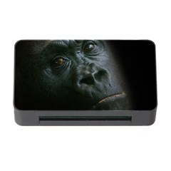 Gorilla Monkey Zoo Animal Memory Card Reader with CF