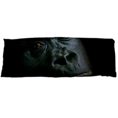 Gorilla Monkey Zoo Animal Body Pillow Case Dakimakura (two Sides) by Nexatart