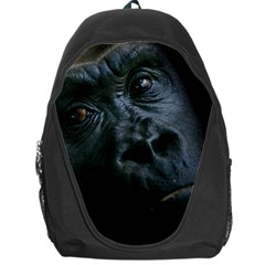 Gorilla Monkey Zoo Animal Backpack Bag by Nexatart