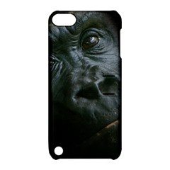 Gorilla Monkey Zoo Animal Apple iPod Touch 5 Hardshell Case with Stand