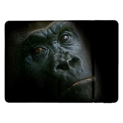 Gorilla Monkey Zoo Animal Samsung Galaxy Tab Pro 12 2  Flip Case