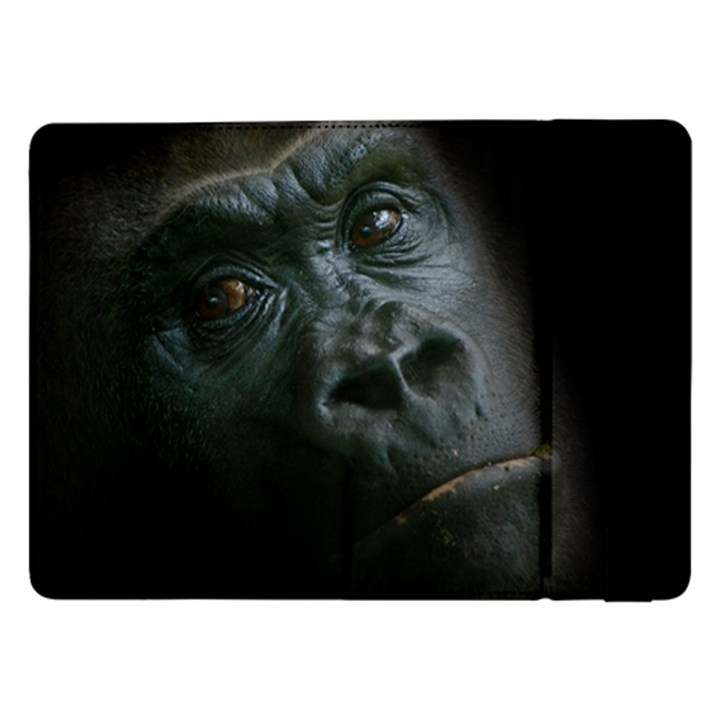 Gorilla Monkey Zoo Animal Samsung Galaxy Tab Pro 12.2  Flip Case