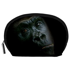 Gorilla Monkey Zoo Animal Accessory Pouch (large)