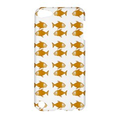Small Fish Water Orange Apple Ipod Touch 5 Hardshell Case