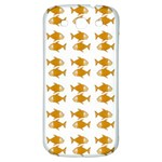 Small Fish Water Orange Samsung Galaxy S3 S III Classic Hardshell Back Case Front