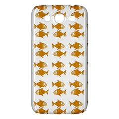 Small Fish Water Orange Samsung Galaxy Mega 5 8 I9152 Hardshell Case  by Alisyart