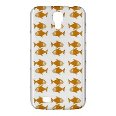Small Fish Water Orange Samsung Galaxy Mega 6 3  I9200 Hardshell Case by Alisyart