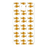 Small Fish Water Orange Samsung Galaxy Note 3 N9005 Hardshell Back Case Front