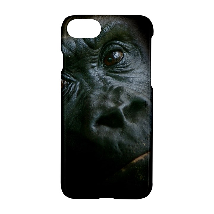 Gorilla Monkey Zoo Animal Apple iPhone 7 Hardshell Case