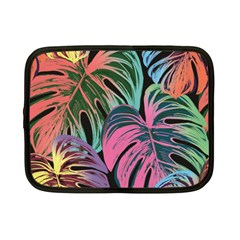 Leaves Tropical Jungle Pattern Netbook Case (small)