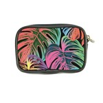 Leaves Tropical Jungle Pattern Coin Purse Back