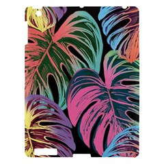 Leaves Tropical Jungle Pattern Apple Ipad 3/4 Hardshell Case