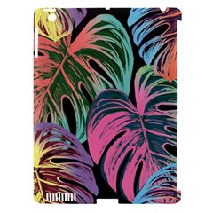Leaves Tropical Jungle Pattern Apple Ipad 3/4 Hardshell Case (compatible With Smart Cover)
