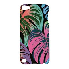 Leaves Tropical Jungle Pattern Apple Ipod Touch 5 Hardshell Case
