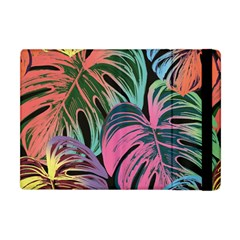 Leaves Tropical Jungle Pattern Apple Ipad Mini Flip Case