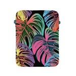 Leaves Tropical Jungle Pattern Apple iPad 2/3/4 Protective Soft Cases Front