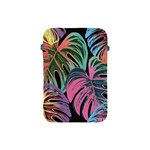 Leaves Tropical Jungle Pattern Apple iPad Mini Protective Soft Cases Front