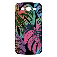 Leaves Tropical Jungle Pattern Samsung Galaxy Mega 5 8 I9152 Hardshell Case