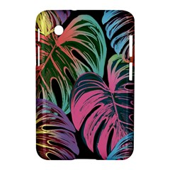 Leaves Tropical Jungle Pattern Samsung Galaxy Tab 2 (7 ) P3100 Hardshell Case