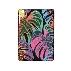 Leaves Tropical Jungle Pattern Ipad Mini 2 Hardshell Cases