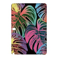 Leaves Tropical Jungle Pattern Samsung Galaxy Tab Pro 10 1 Hardshell Case