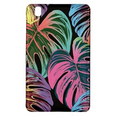 Leaves Tropical Jungle Pattern Samsung Galaxy Tab Pro 8 4 Hardshell Case