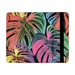 Leaves Tropical Jungle Pattern Samsung Galaxy Tab Pro 8.4  Flip Case Front