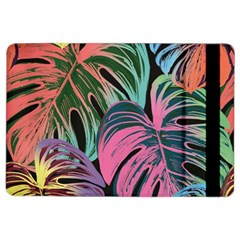 Leaves Tropical Jungle Pattern Ipad Air 2 Flip