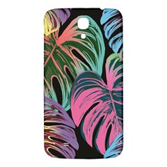 Leaves Tropical Jungle Pattern Samsung Galaxy Mega I9200 Hardshell Back Case