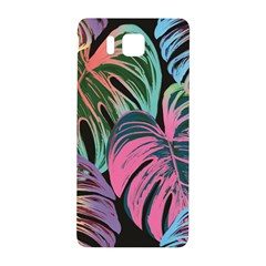 Leaves Tropical Jungle Pattern Samsung Galaxy Alpha Hardshell Back Case