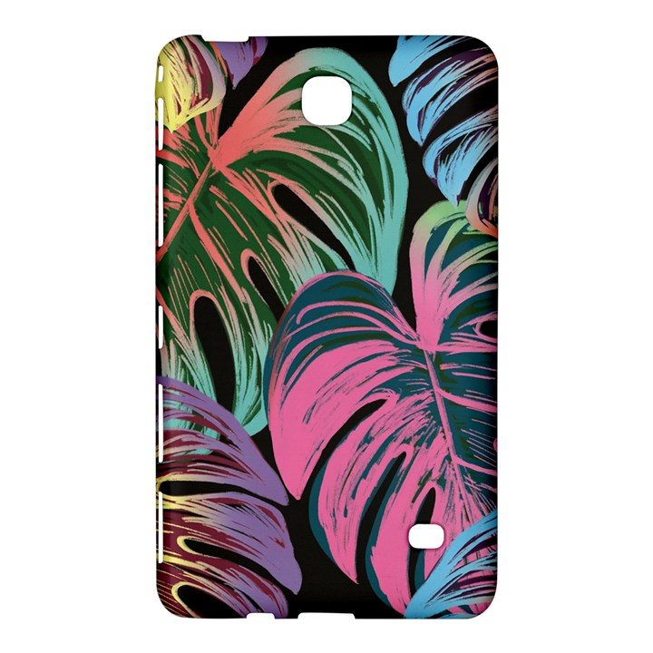 Leaves Tropical Jungle Pattern Samsung Galaxy Tab 4 (8 ) Hardshell Case
