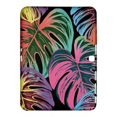 Leaves Tropical Jungle Pattern Samsung Galaxy Tab 4 (10 1 ) Hardshell Case