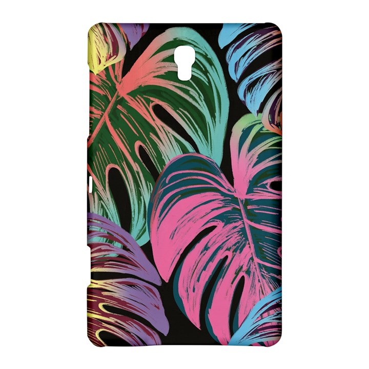 Leaves Tropical Jungle Pattern Samsung Galaxy Tab S (8.4 ) Hardshell Case