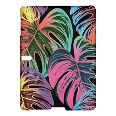 Leaves Tropical Jungle Pattern Samsung Galaxy Tab S (10 5 ) Hardshell Case