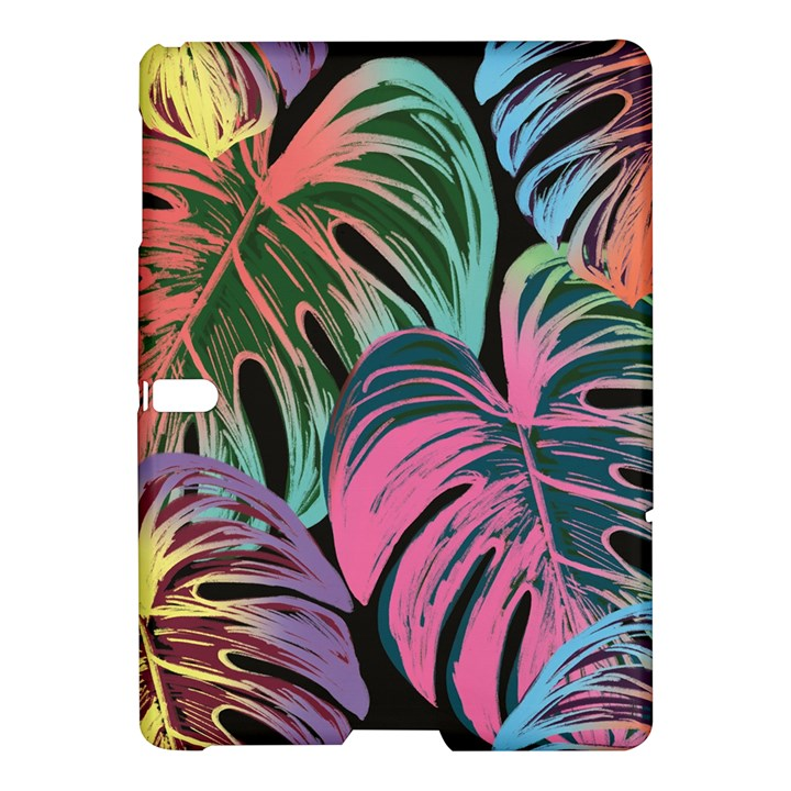 Leaves Tropical Jungle Pattern Samsung Galaxy Tab S (10.5 ) Hardshell Case