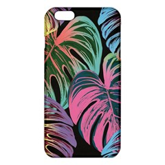 Leaves Tropical Jungle Pattern Iphone 6 Plus/6s Plus Tpu Case