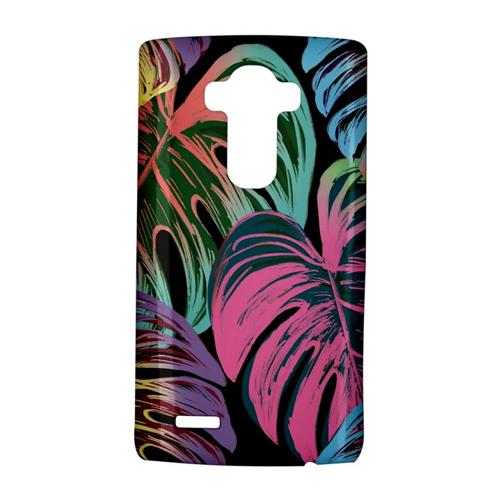Leaves Tropical Jungle Pattern LG