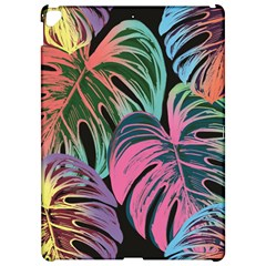 Leaves Tropical Jungle Pattern Apple Ipad Pro 12 9   Hardshell Case