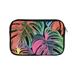 Leaves Tropical Jungle Pattern Apple Macbook Pro 13  Zipper Case