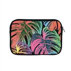 Leaves Tropical Jungle Pattern Apple Macbook Pro 15  Zipper Case