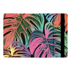 Leaves Tropical Jungle Pattern Apple Ipad Pro 10 5   Flip Case