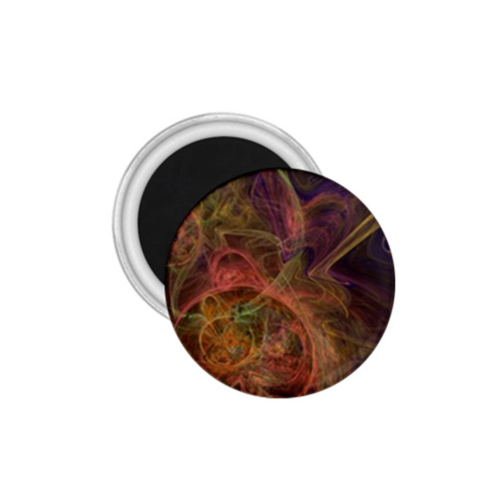 Abstract Colorful Art Design 1.75  Magnets