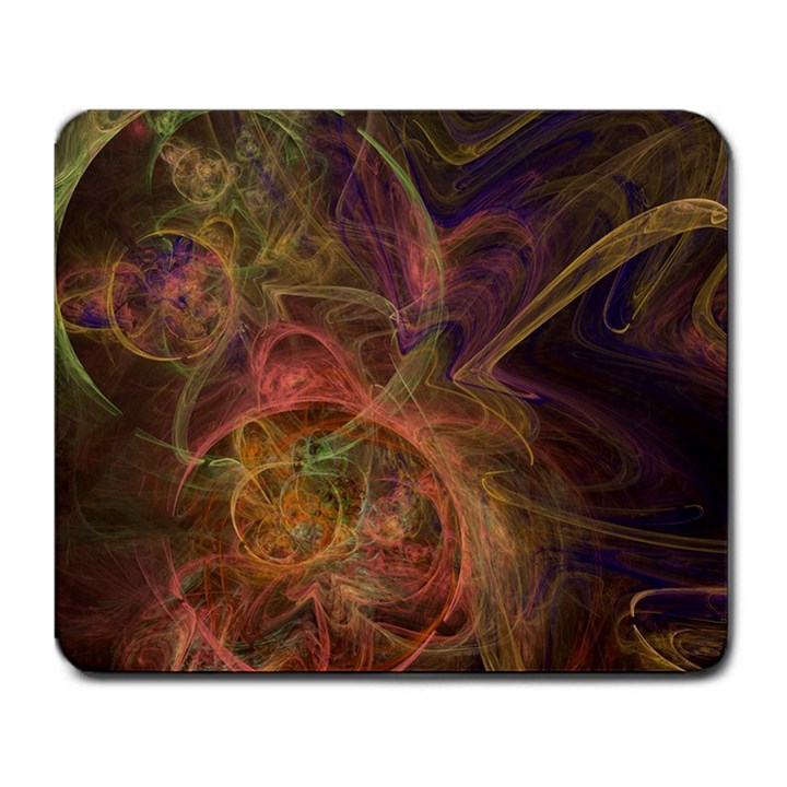 Abstract Colorful Art Design Large Mousepads