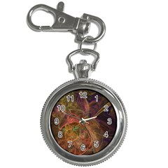 Abstract Colorful Art Design Key Chain Watches